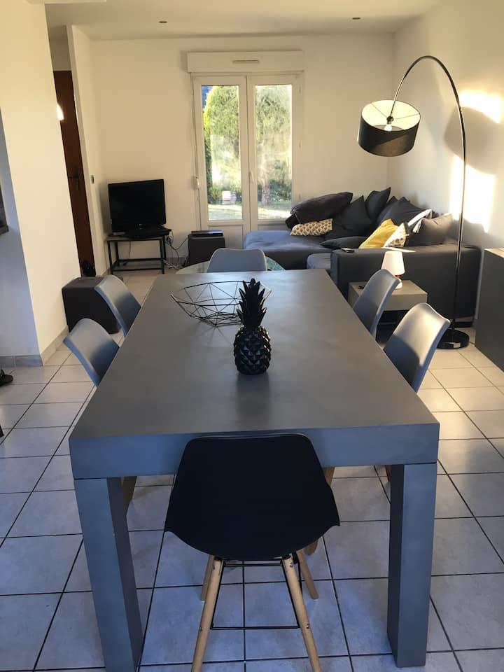 Maison individuelle au calme proximité Troyes
