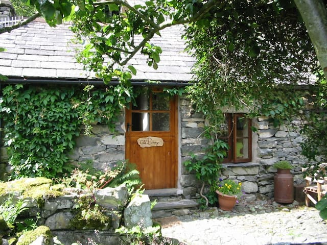 Old Dairy Cottage, Torver, Coniston - Coniston - Hus