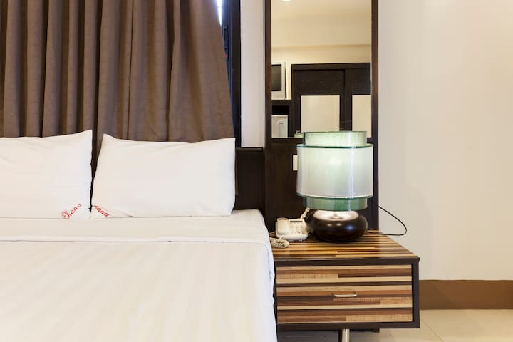Double Upper 4th Floor - Chiang Mai - Schlafsaal