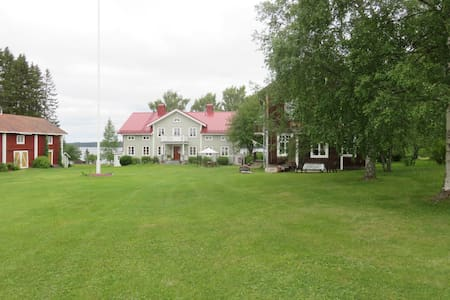 Beautiful and peaceful farm just outside Östersund