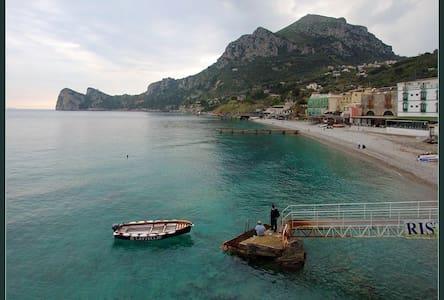 Casa In Riva al Mare - Marina del Cantone - Apartment