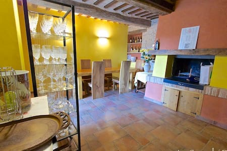 La casa dei papi - Collamato - Bed & Breakfast