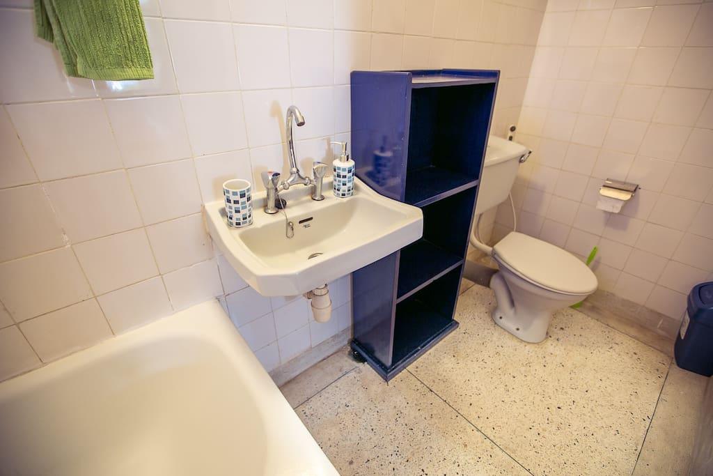 MASTER bedroom/private bathroom