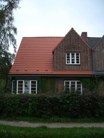 Schönes Haus in Hamburg mit Garten - Hamburg - Hus