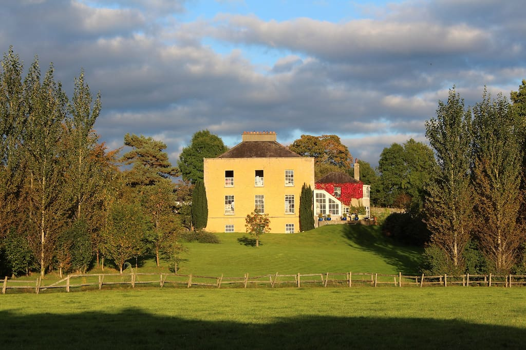 A view of Griesemount House