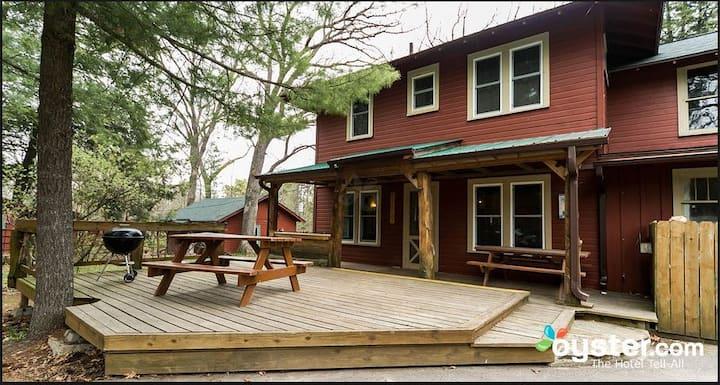 Group Lodge Cabin (duplex)