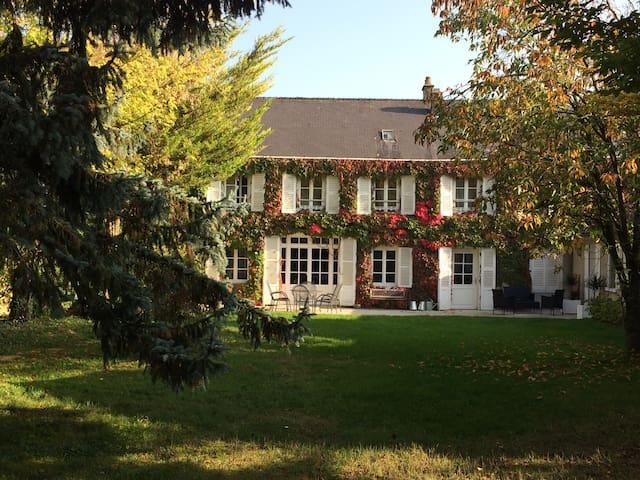 Chambres d'hôtes - Maison de Charme - 10 min Reims