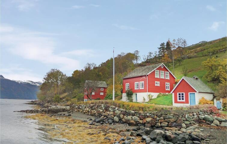Holiday cottage with 3 bedrooms on 124m² in Kinsarvik