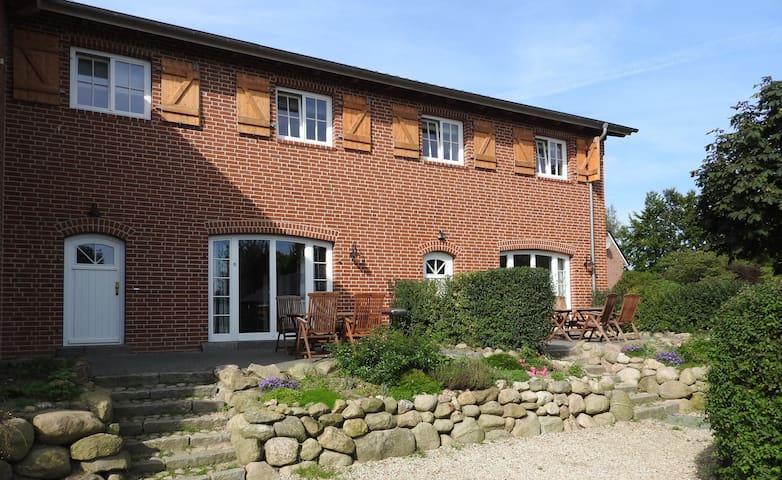 Ferienwohnung Fohlenkoppel - Süsel - Casa
