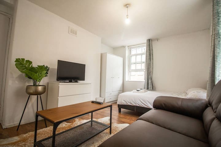 Modern King Cross 1 Bed Apt