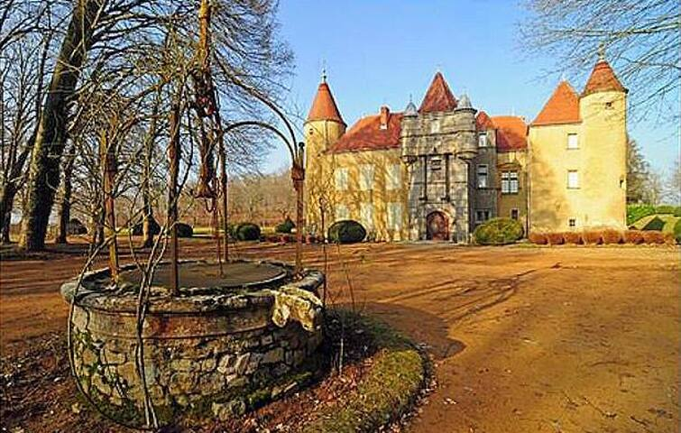 Chateau Aubepine - Fourneaux