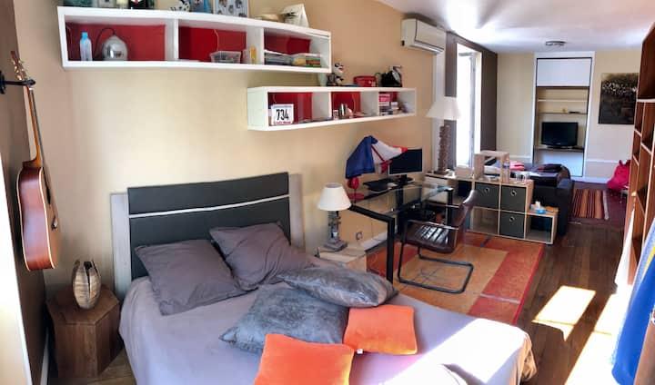 3 Chambres privées dans maison familiale à Melun
