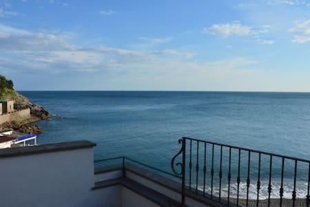 Mansarda in riva al Mare  - Marina del Cantone