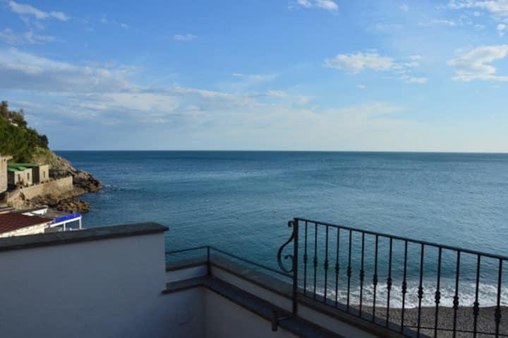 Mansarda in riva al Mare