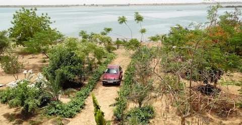 Résidence du Niger à Ségoukoro (Ségou) Mali