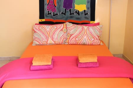 Colorful Garden Studio  - Bed & Breakfast