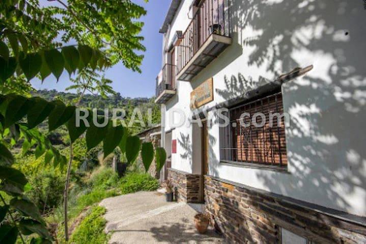 Apto.3 dormitorios en la Alpujarra - Mecina-Fondales - Apartment