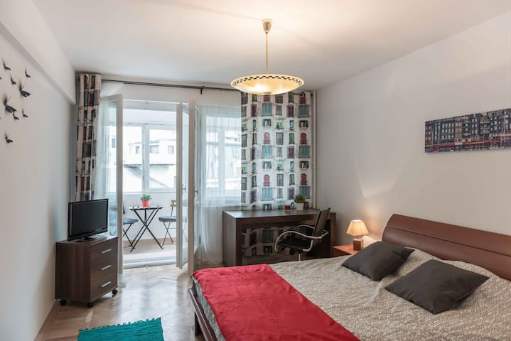 ★ City Centre Cismigiu Park Apartment