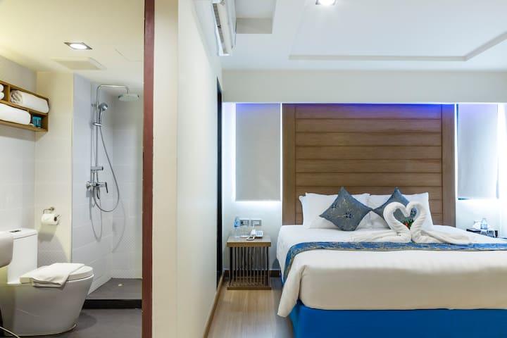 Cozy Room in Central Sukhumvit_NANA