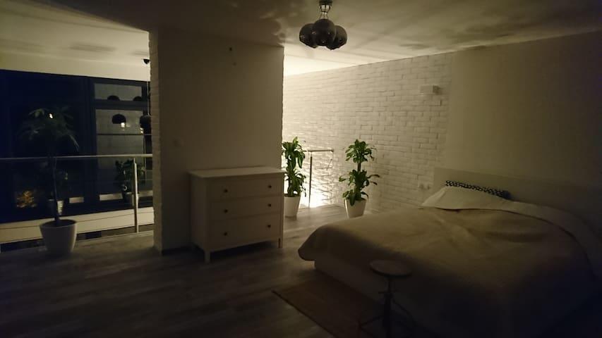 Apartament  Loft 100 m2  Centrum Bydgoszcz