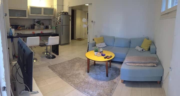Amazing Sublet in the center of Tel Aviv!