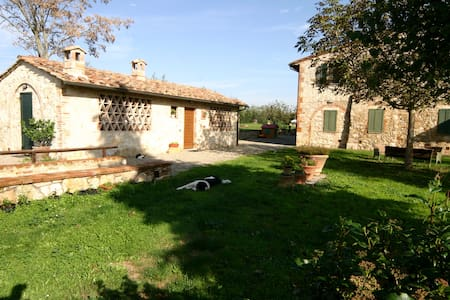 Single house in  the countryside - Colle di Val d'elsa  - 独立屋