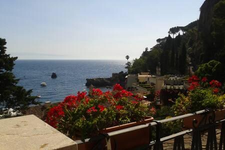 The Terrace on the Sea - Taormina - Mazzarò - Wohnung