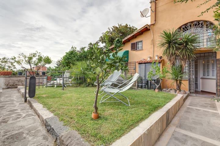 Bilocale FIORDALISO raffinato - Marino - Dům