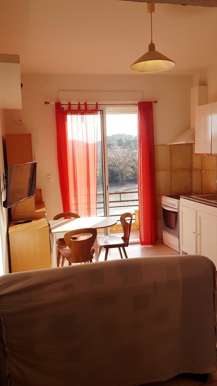Joli appartement avec terrasse plein sud
