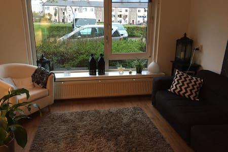 Cosy home with garden near Utrecht - De Bilt