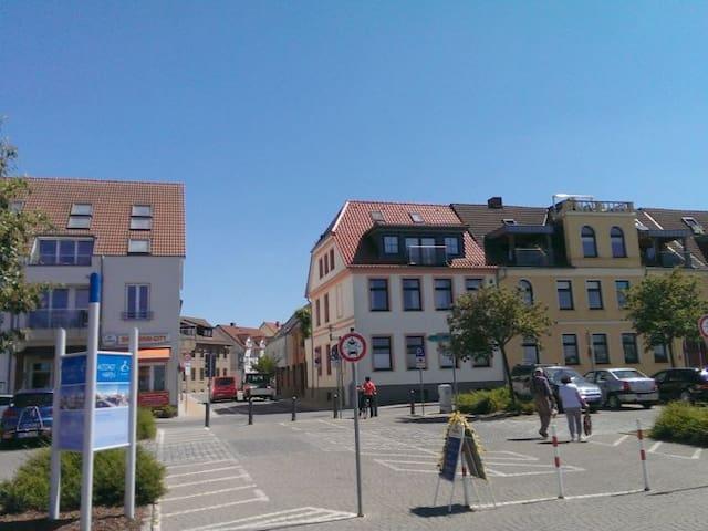 Fewo Hafenblick - Waren (Müritz) - Appartement