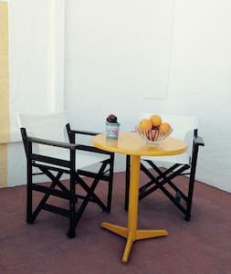 Cosy and quiet studio (1) - Koutsounari - Wohnung