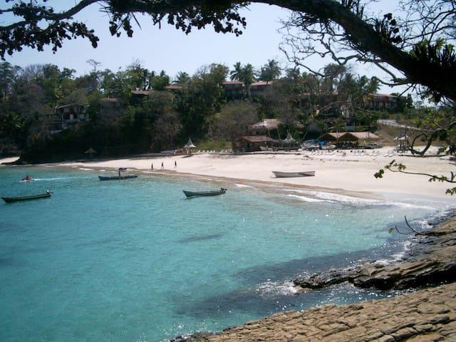 Beautiful  beach Playa Galeon