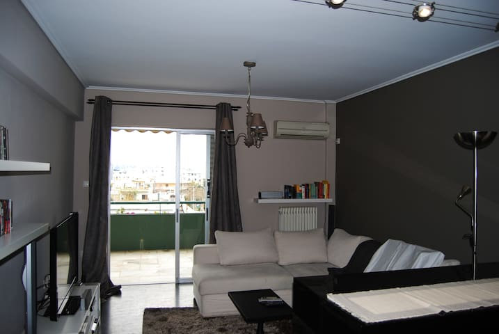 Halandri apartment 62m. next to Ygeia hospital.