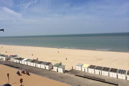 Magnifique appartement vue sur mer - Ostend
