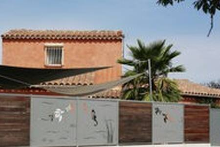 villa provençale avec Spa - Cuers