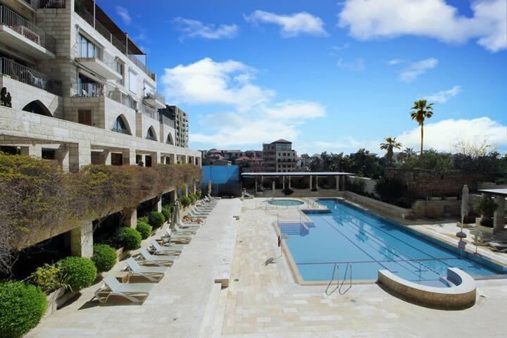 Uniqe Luxurious 250 sqm Apartment in Old Jaffa