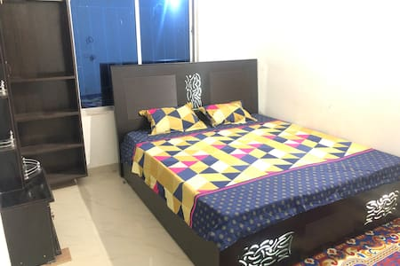 For Peace Lovers-Savita Homestay-Entire 2BHK Flat