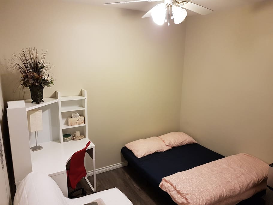 Bedroom 1 with private bathroom