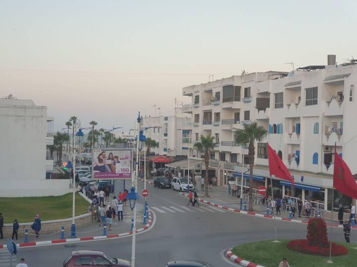 Alojamiento al estilo Mediterráneo, bien ubicado