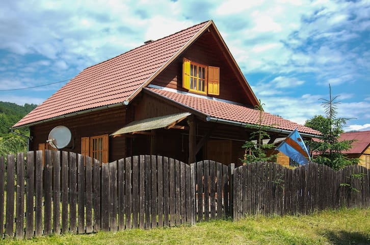 Cabin in Praid - fully equipped - Praid - Chalet