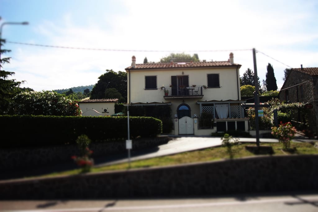 Villa Crocifisso