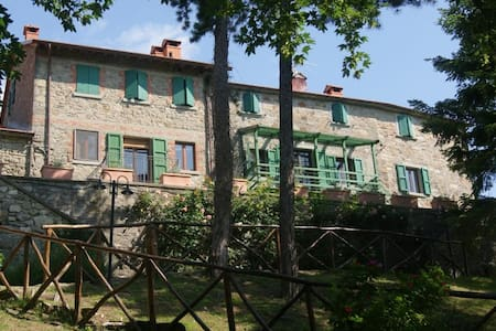 Fattoria  di Arsicci - Your home in Italy - Arsicci - Vila