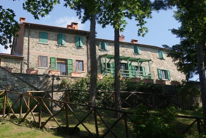Fattoria  di Arsicci - Your home in Italy