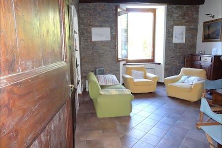 Rusikales Ferienhaus mit Garten CHI - Bassano