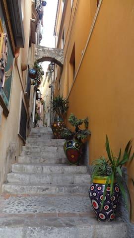 Le Grand  bleu - Taormina - Casa