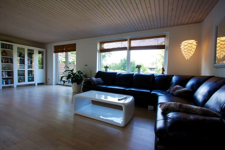Nice, roomy, clean and quiet - Herlev - Townhouse