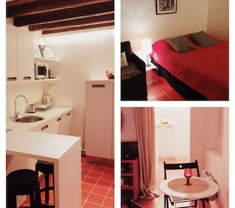 Cosy apartment in Arsenale - 威尼斯 - 公寓