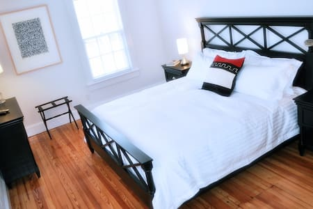 new boutique b&b on shelter Island  - Penzion (B&B)