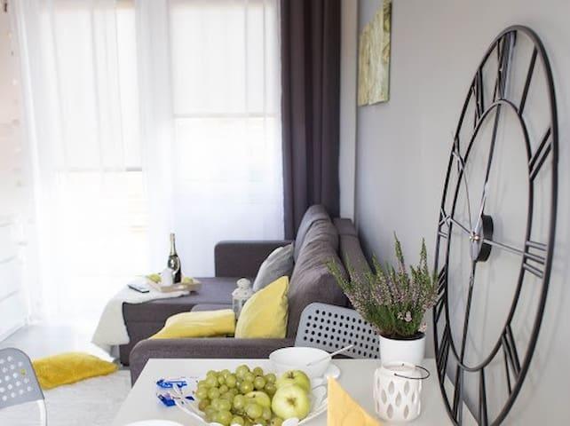 Apartament dwupokojowy całoroczny